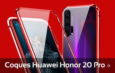 Coques Huawei Honor 20 Pro